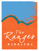 The Ranges Karratha logo